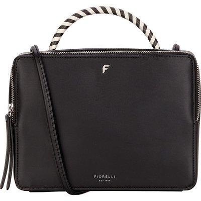 Fiorelli-Handbags - Rowan Boxy Crossbody Bag - Black
