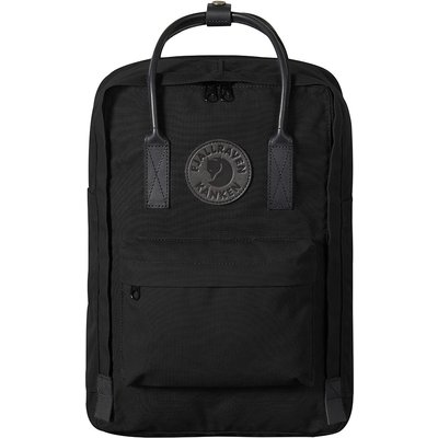 Fjallraven-Backpacks - Kanken No. 2 Laptop Black - Black