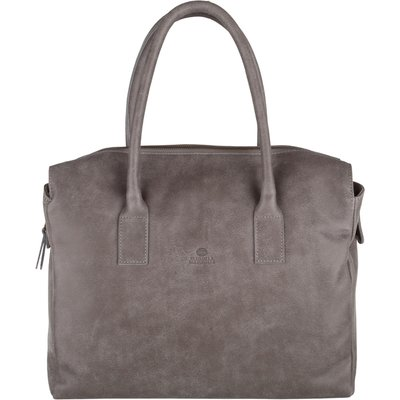 Fred de la Bretoniere-Handbags - Ruth Large Bag - Grey