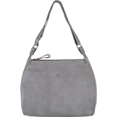 Fred de la Bretoniere-Handbags - Fred Carryover Bag - Grey