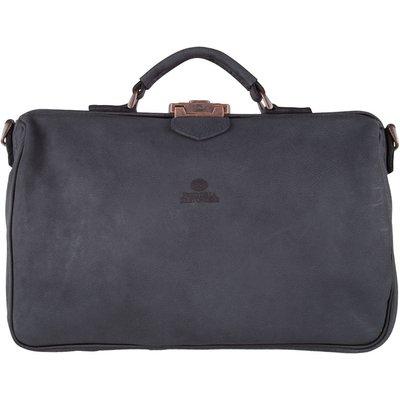 Fred de la Bretoniere-Handbags - Fred Working Clipper Bag - Black
