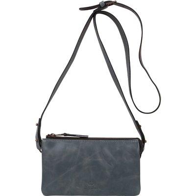 Fred de la Bretoniere-Handbags - Crossbody Small Polished Leather - Black