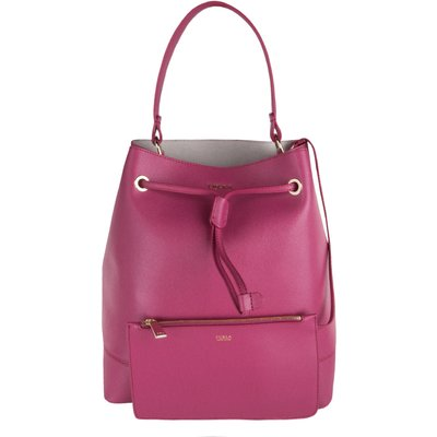 Furla-Hand bags - Stacy Small Drawstring Bag - Pink