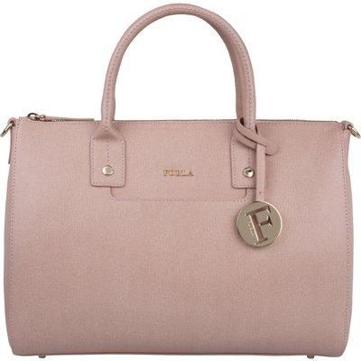 Furla-Hand bags - Linda Medium Satchel - Pink