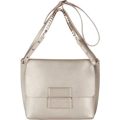 Furla-Hand bags - Minerva Small Crossbody - Gold
