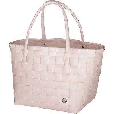 Handed By-Handbags - Paris Shopper - Beige