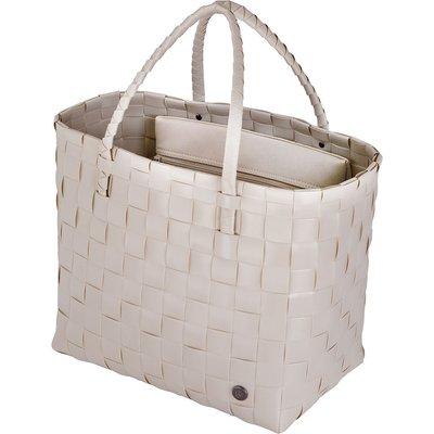 Handed By-Handbags - Safe Bag Shopper - Beige