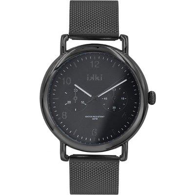 IKKI-Watches - Watch Liz Black - Black