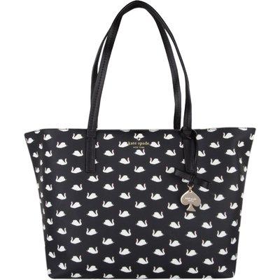 Kate Spade-Hand bags - Hawthorne Lane Swans Ryan Bag - Black