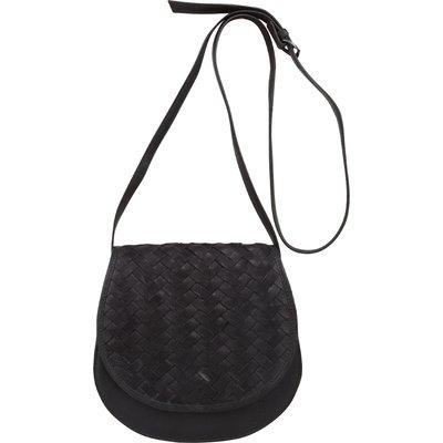 Legend-Handbags - Saddle Bag Small Juliet  - Black