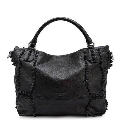 Liebeskind-Handbags - Kobe Double Dye Stone Washed - Black