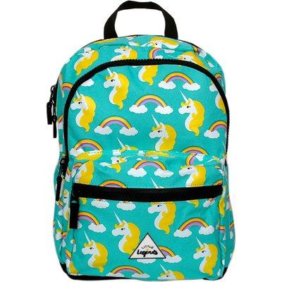 Little Legends-Backpacks - Unicorn Backpack - Green