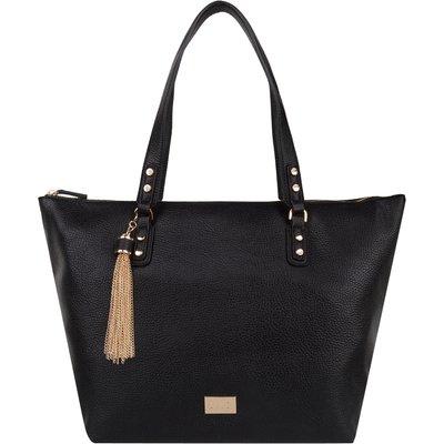 Liu Jo-Hand bags - Shopping A Vaso Large Minorca - Black