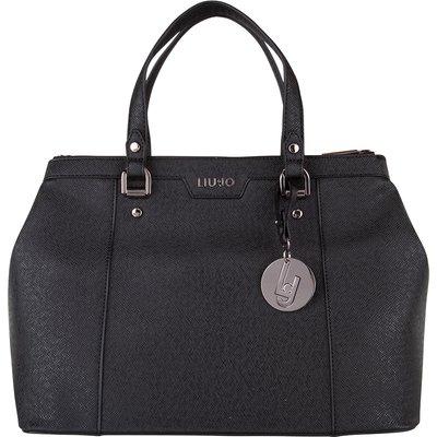 Liu Jo-Hand bags - Shopping 2 Zip Cannes Bag - Black
