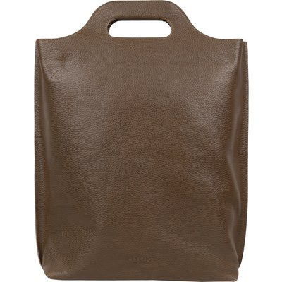 MYOMY-Handbags - Carry Shopper - Taupe