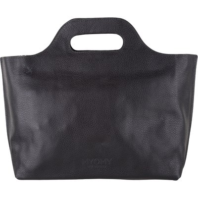 MYOMY-Handbags - Carry Handbag - Black