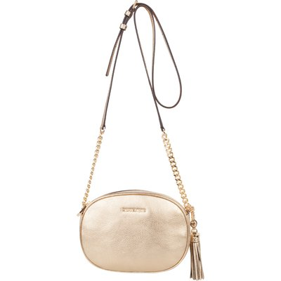 Michael Kors-Hand bags - Ginny Medium Messenger - Gold