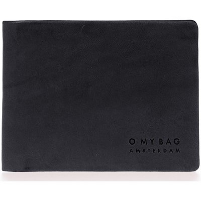 O My Bag-Wallets - Joshua Wallet - Black