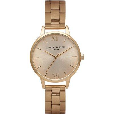 Olivia Burton-Watches - Midi Dial Gold Bracelet - Gold