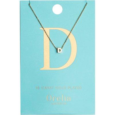 Orelia-Necklaces - Necklace Initial D -