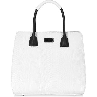 Pauls Boutique-Handbags - Georgia Rutland Large Bag - White