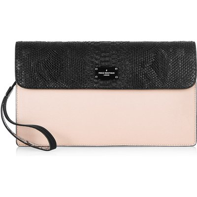 Pauls Boutique-Clutches - Veronica Greenwich Oversized Clutch - Pink