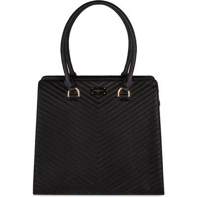 Pauls Boutique-Handbags - Faye Goldsmith Large Bag - Black