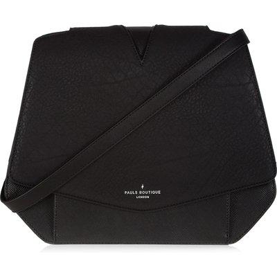 Pauls Boutique-Handbags - Grayson Lambeth Medium Bag - Black