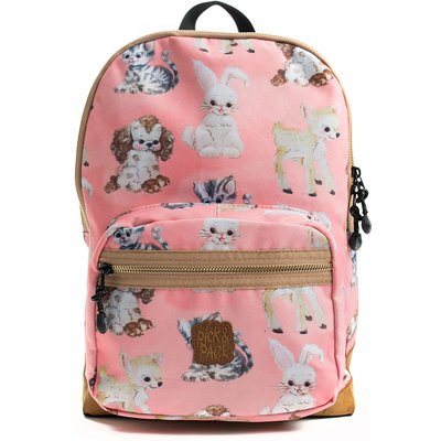 Pick & Pack-Backpacks - Cute Animals Backpack - Pink