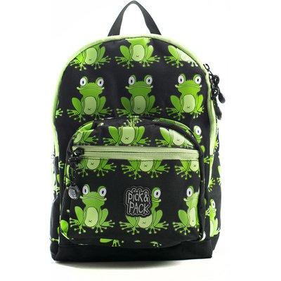 Pick & Pack-Backpacks - Backpack Frogs - Black