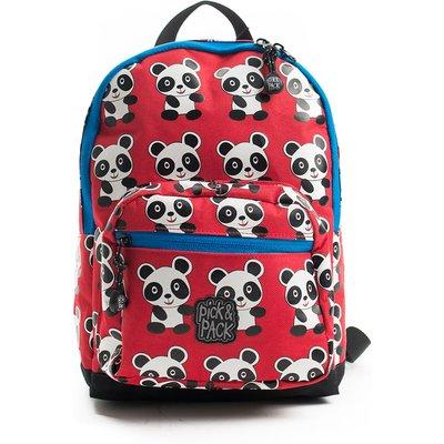 Pick & Pack-Backpacks - Backpack Panda - Red