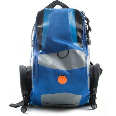 Pick & Pack-Backpacks - Backpack Tractor Shape - Blue