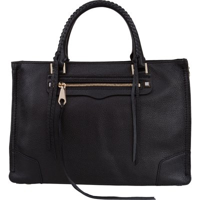 Rebecca Minkoff-Hand bags - Regan Satchel Tote - Black