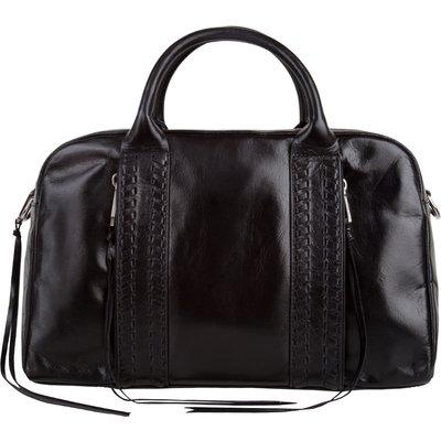 Rebecca Minkoff-Hand bags - Vanity Zip Satchel - Black