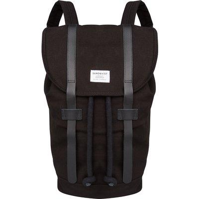 Sandqvist-Backpacks - Stig - Black