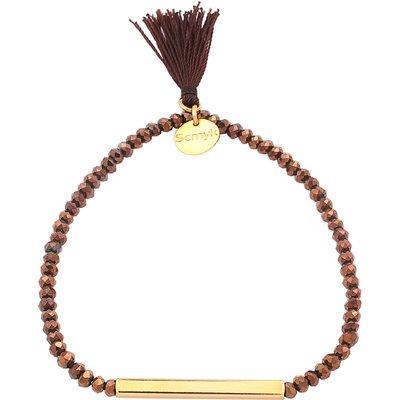 Scmyk-Bracelets - Bracelet Latte From Lecce - Black