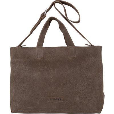 Shabbies-Handbags - Nika Shabbies New Bag - Brown