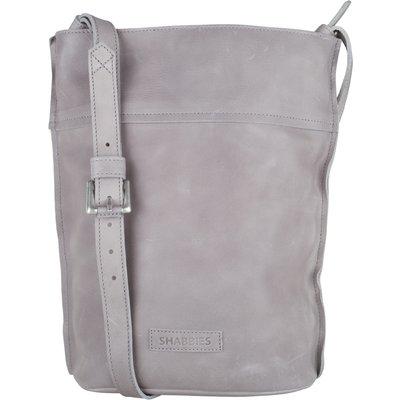 Shabbies-Handbags - Shabbies Round Bag - Grey