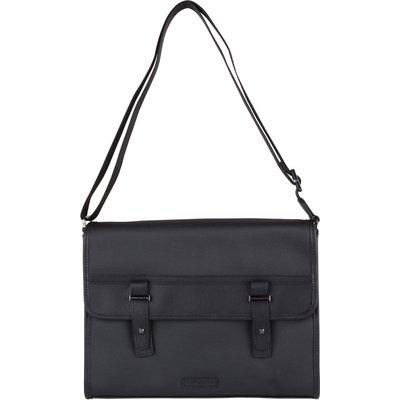 Tommy Hilfiger-Hand bags for men - Walker Messenger with Flap - Black