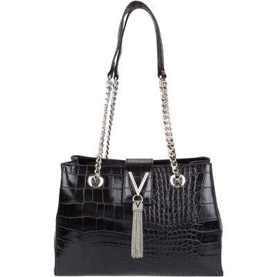 Valentino Handbags-Handbags - Divina Mino Tote - Black