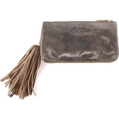 By LouLou-Handbags - Bag Classy Cobra - Brown