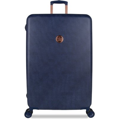 SUITSUIT-Suitcases - Suitcase Raw Denim 28 inch Spinner - Blue