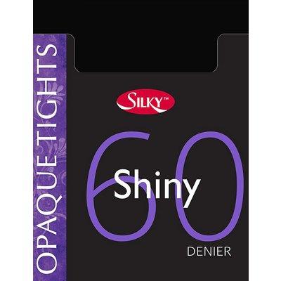 Silky 60 Denier Shiny Opaque Tights