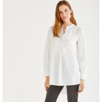 Cotton Front Detail Shirt