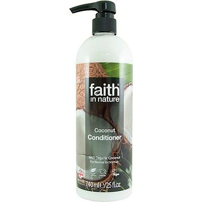 Faith in Nature Coconut Conditioner - 740ml