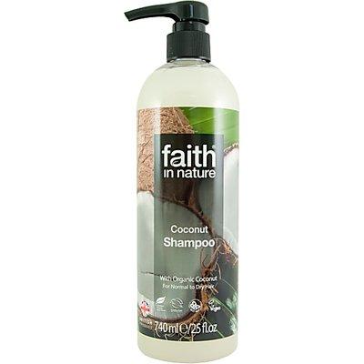 Faith in Nature Coconut Shampoo - 740ml