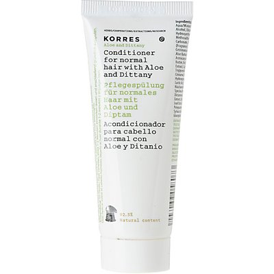 Korres Aloe & Dittany Conditioner - 40ml Travel Size