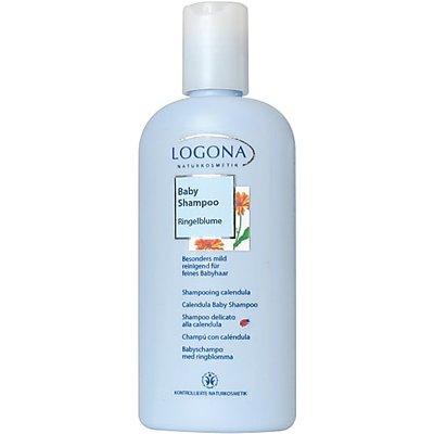 Logona Calendula Baby Shampoo