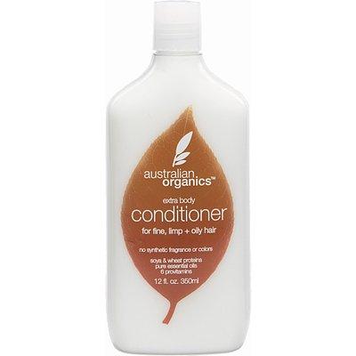 Australian Organics Extra Body Conditioner - Fine, Limp & Oily Hair...
