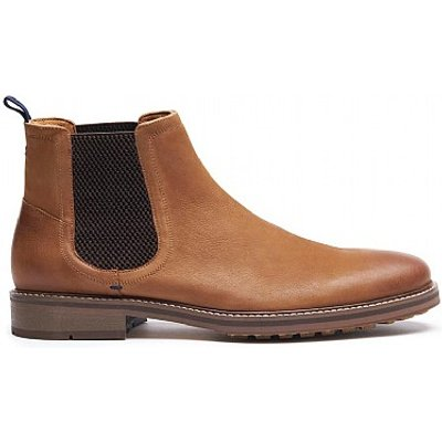 Nubuck Chelsea Boot